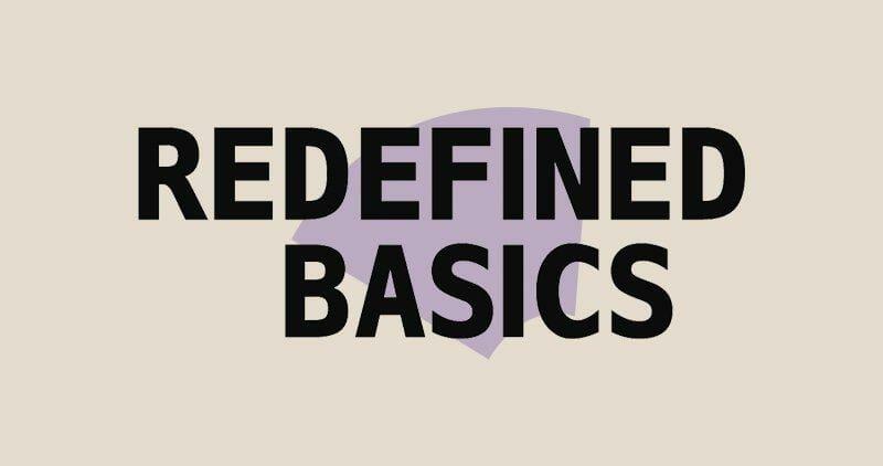 redefined basics dazze