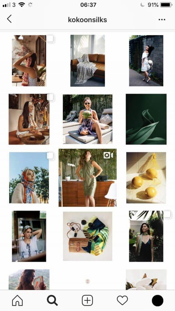 kokoon-silks-ecommerce-instagram-website-dazze-001