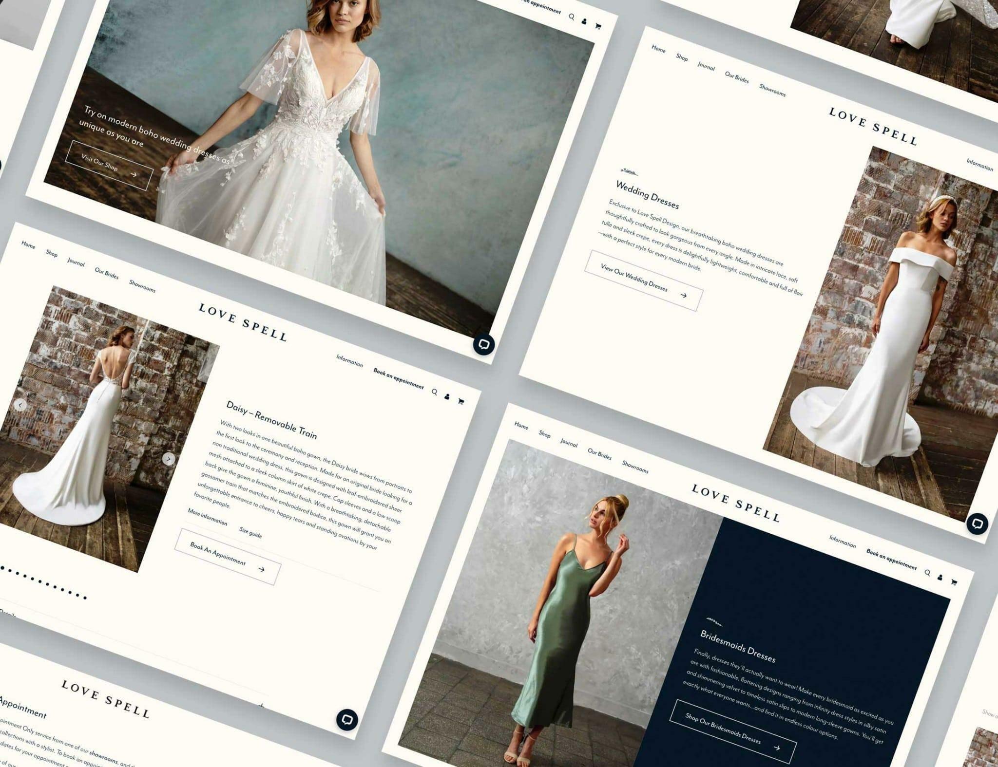 love-spell-design-ecommerce-webiste-dazze